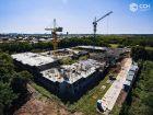 ЖК Открытие - ход строительства, фото 73, Август 2019