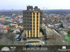 ЖК Марксистский - ход строительства, фото 2, Май 2021